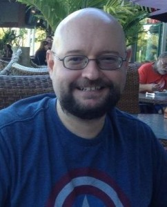 Blog author and creator J Eric Murphy.